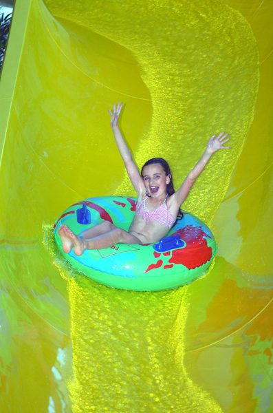 Splash World Southport Indoor All Weather Water Park